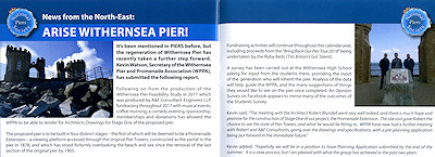 NPS Article about Withernsea Pier
