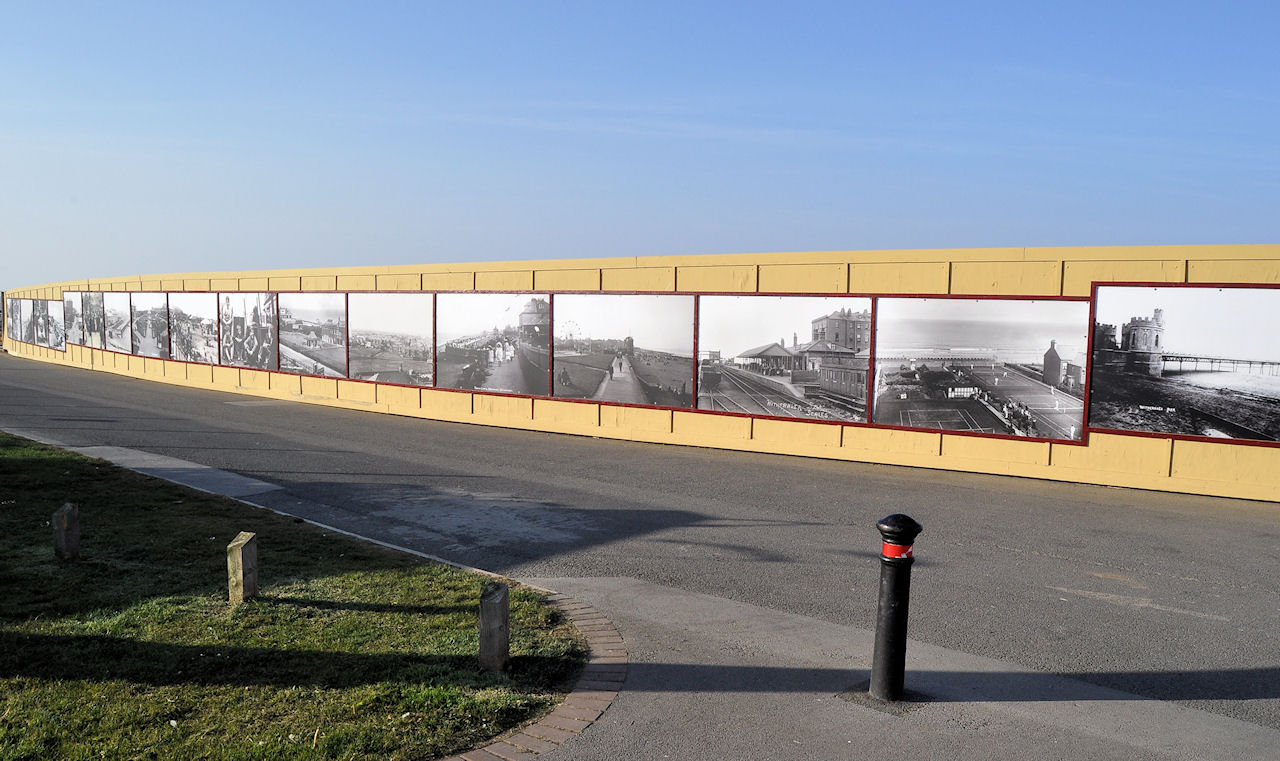 Historic Pictureboards Withernsea