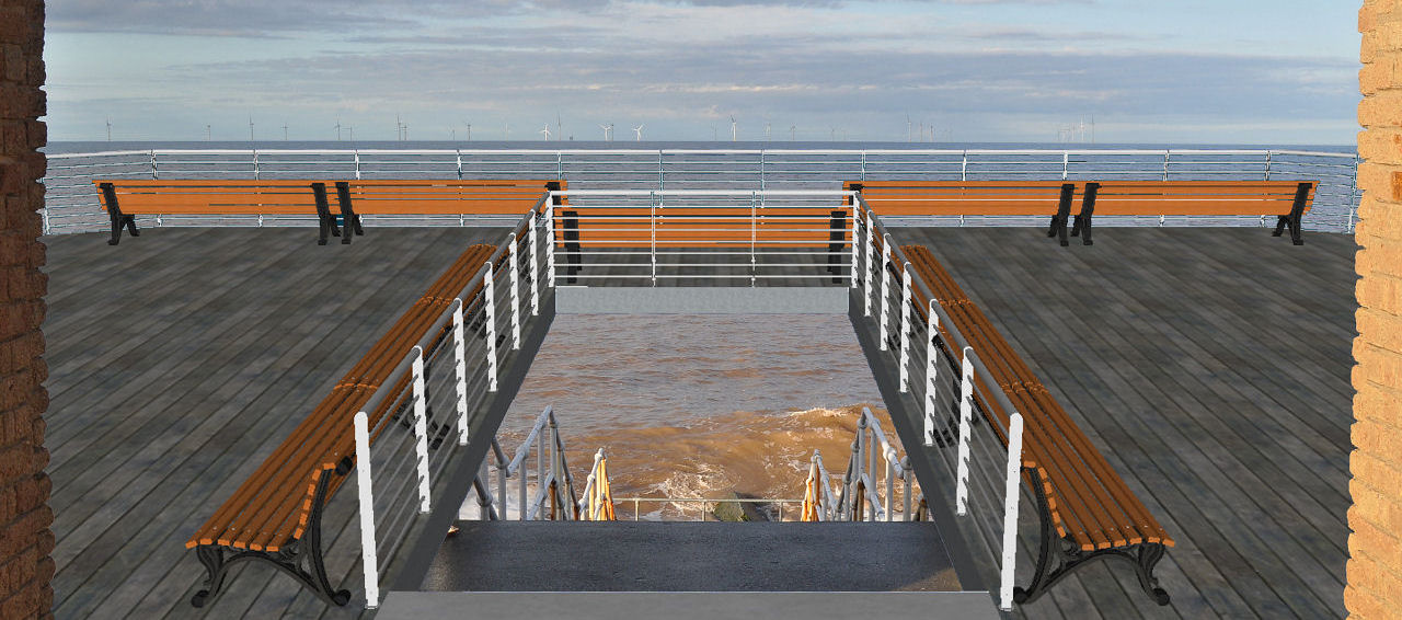 Pier Balcony Withernsea