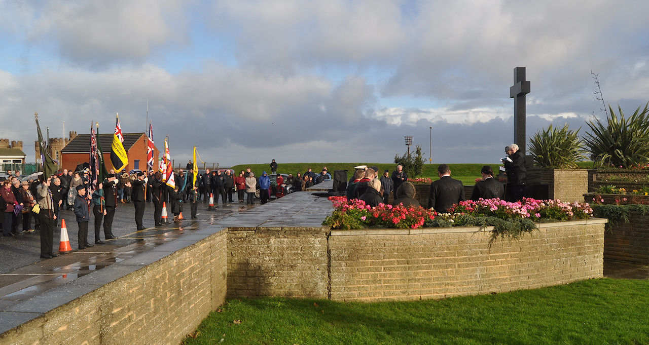 Remembrance Day Withernsea 2017