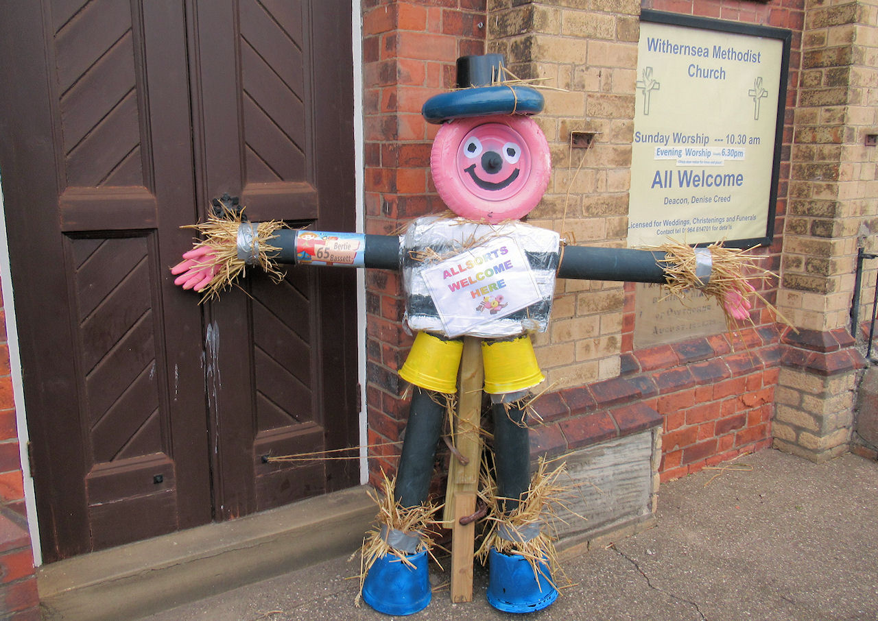 Withernsea Scarecrow Trail