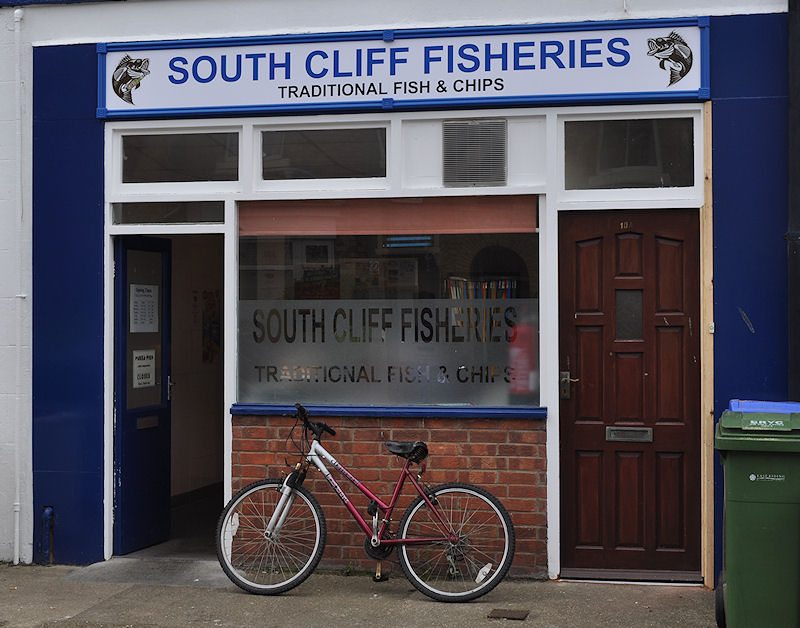 South Cliff Fisheries