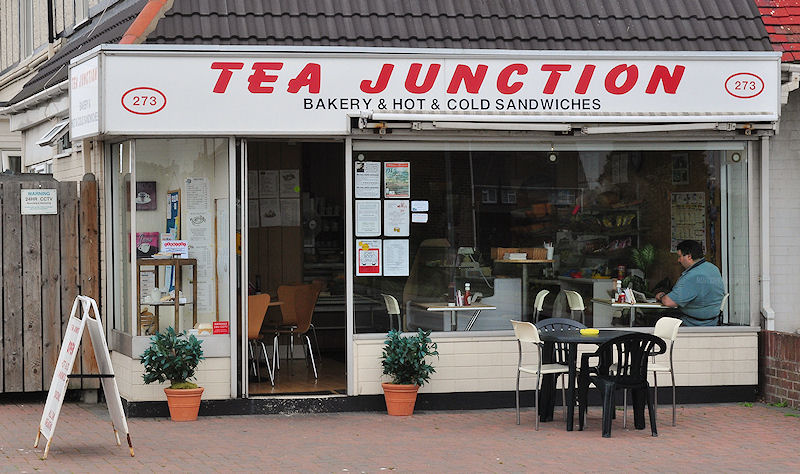 Tea Junction
