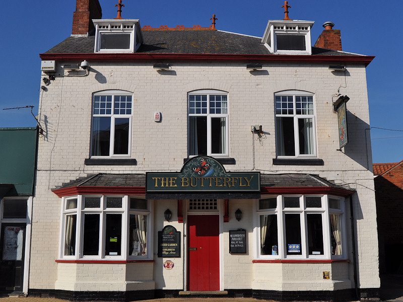 The Butterfly, Withernsea