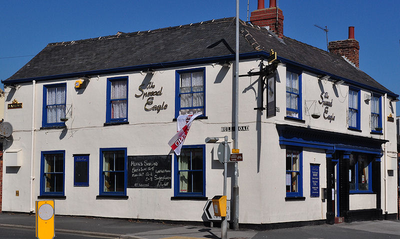 The Spread Eagle, Withernsea