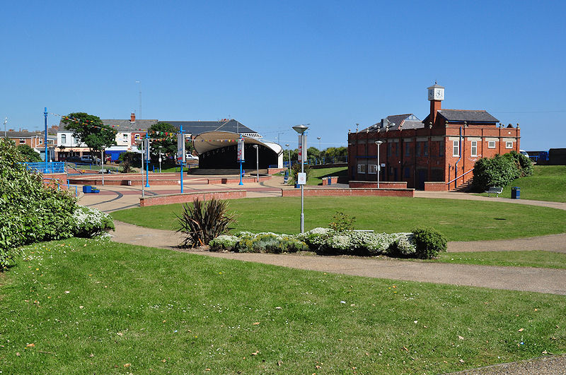 Valley Gardens, Withernsea