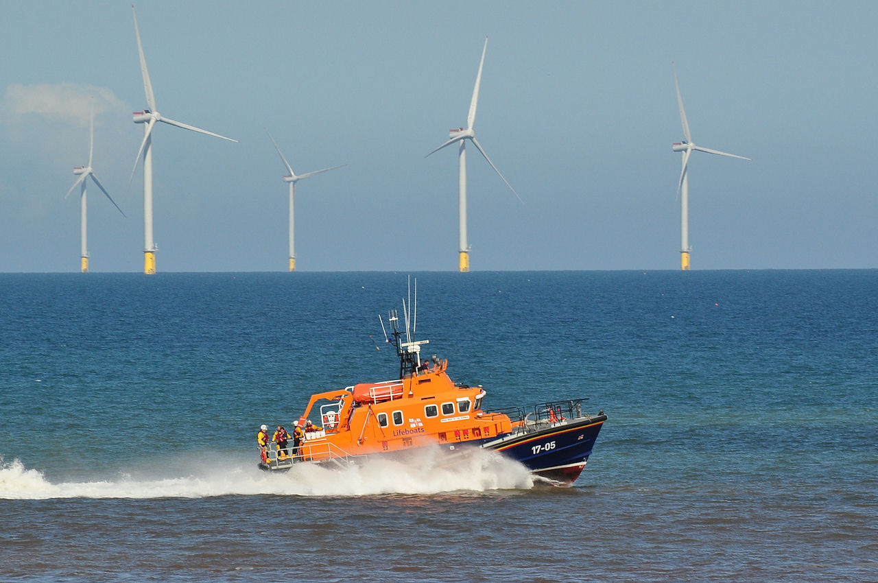 Spurn Lifeboat