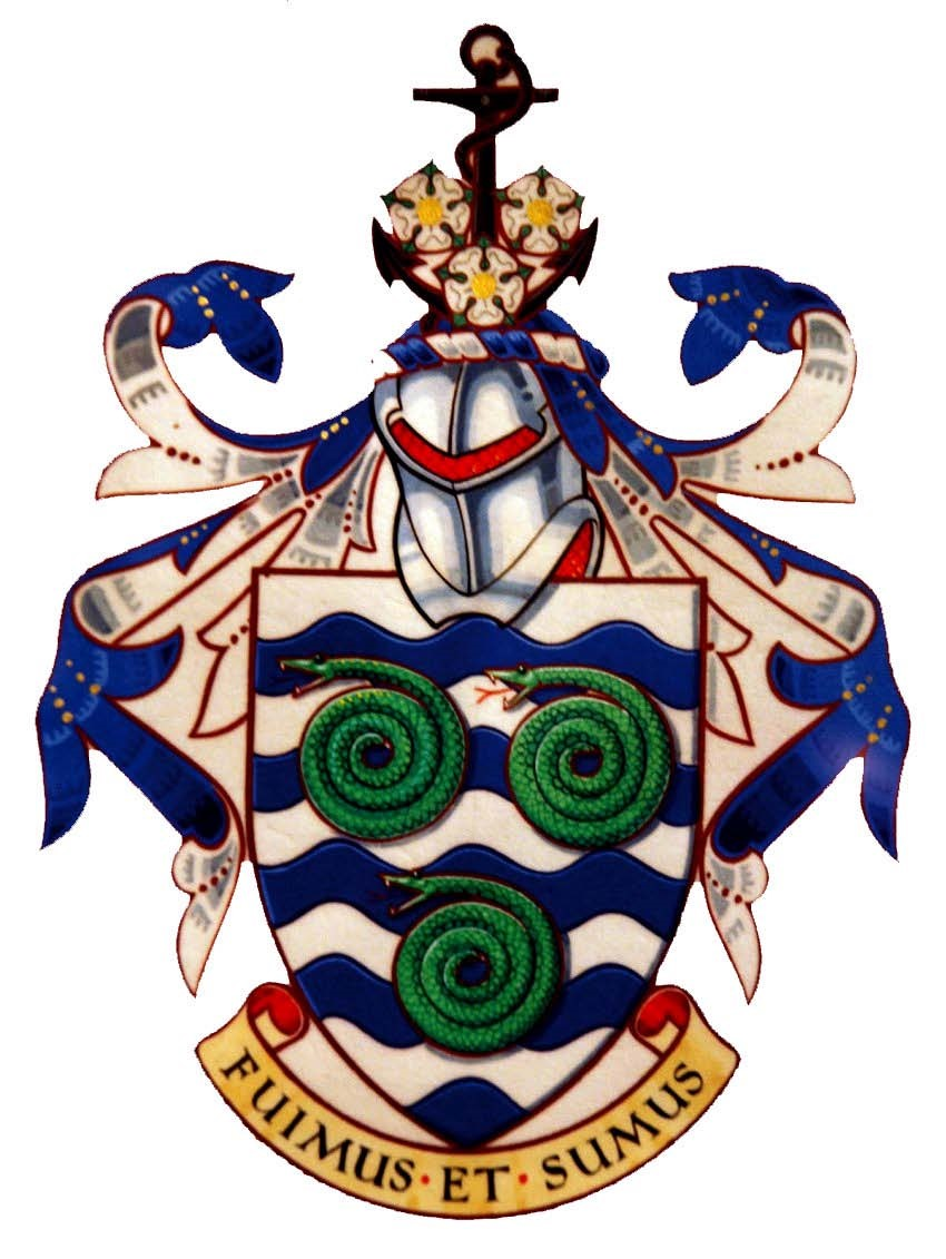 Whitby Coat Of Arms