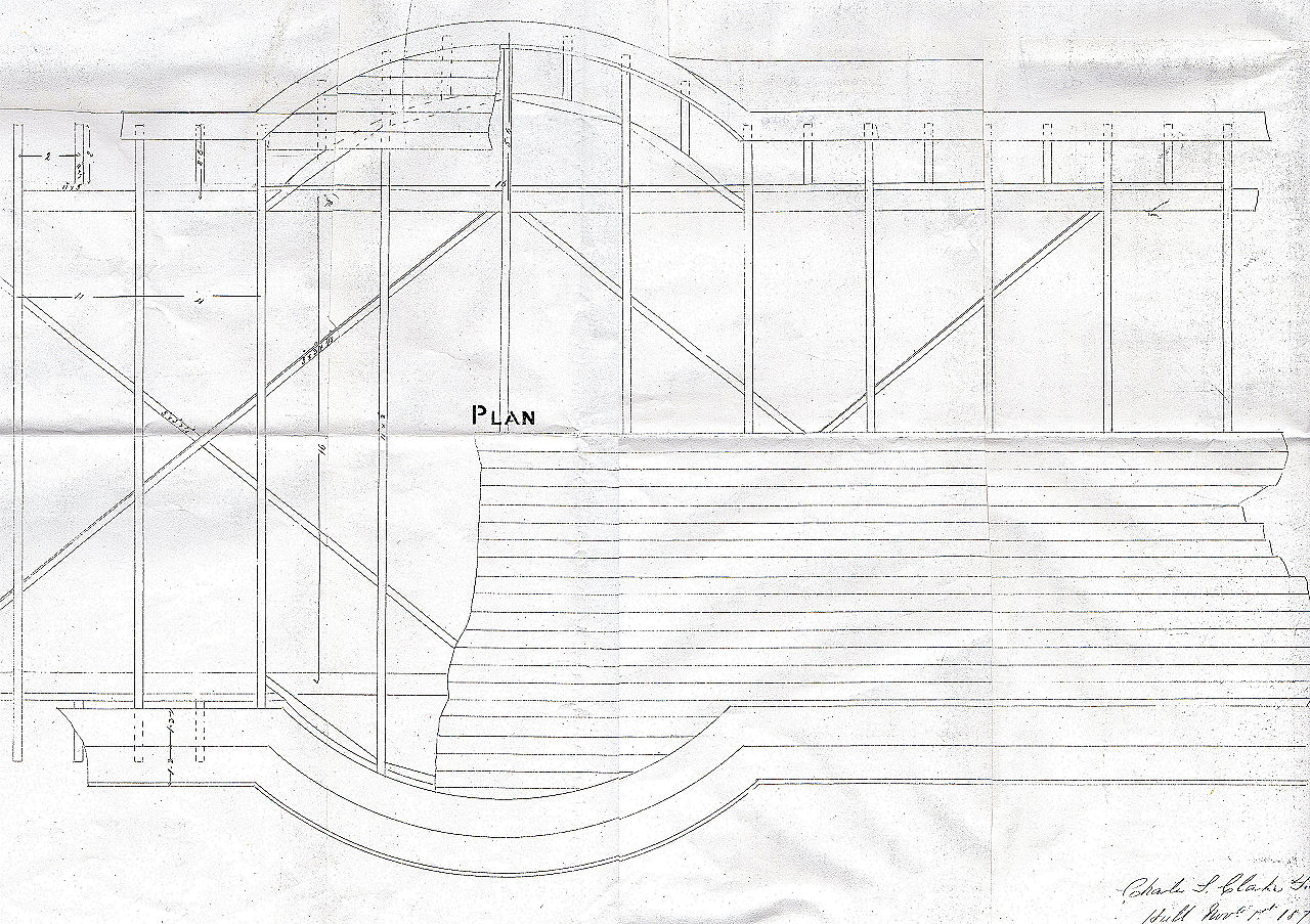 Withernsea Pier Plan