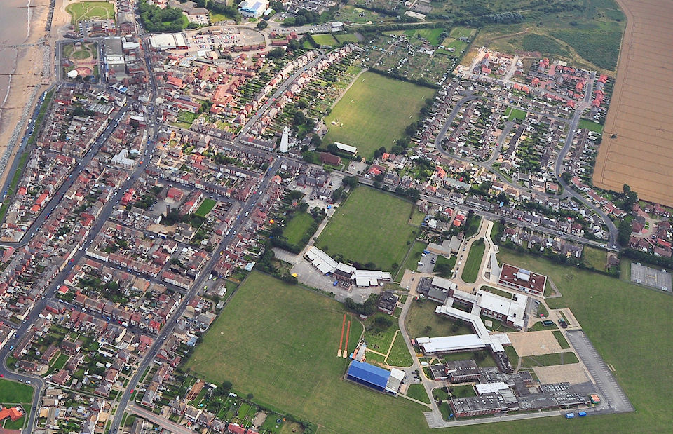 WithernseaFromAbove