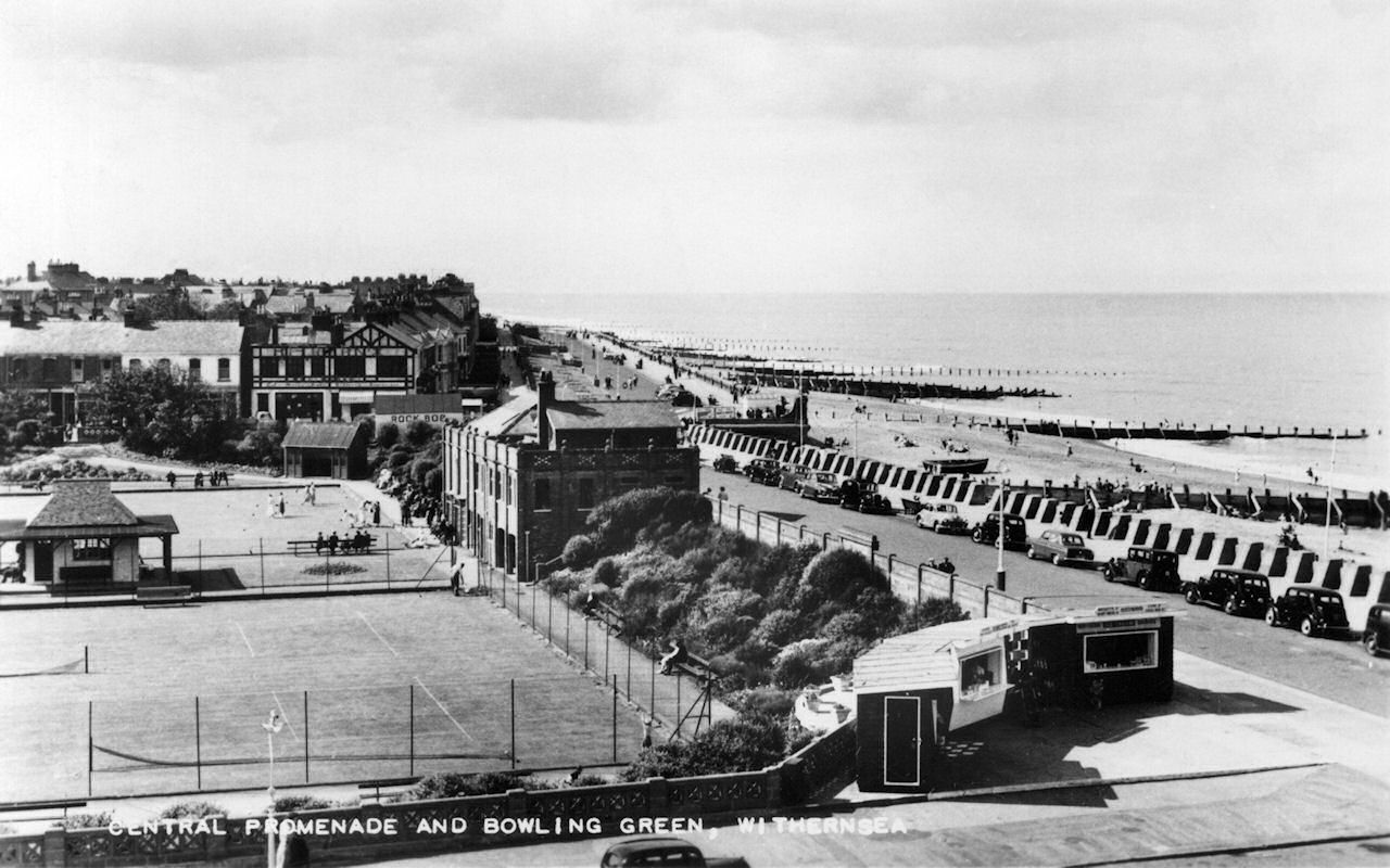 Central Promenade Withernsea