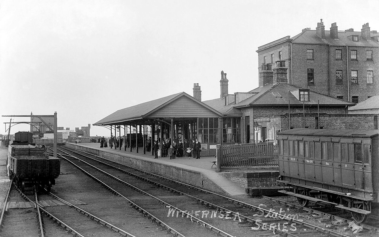 Withernsea Railway Station