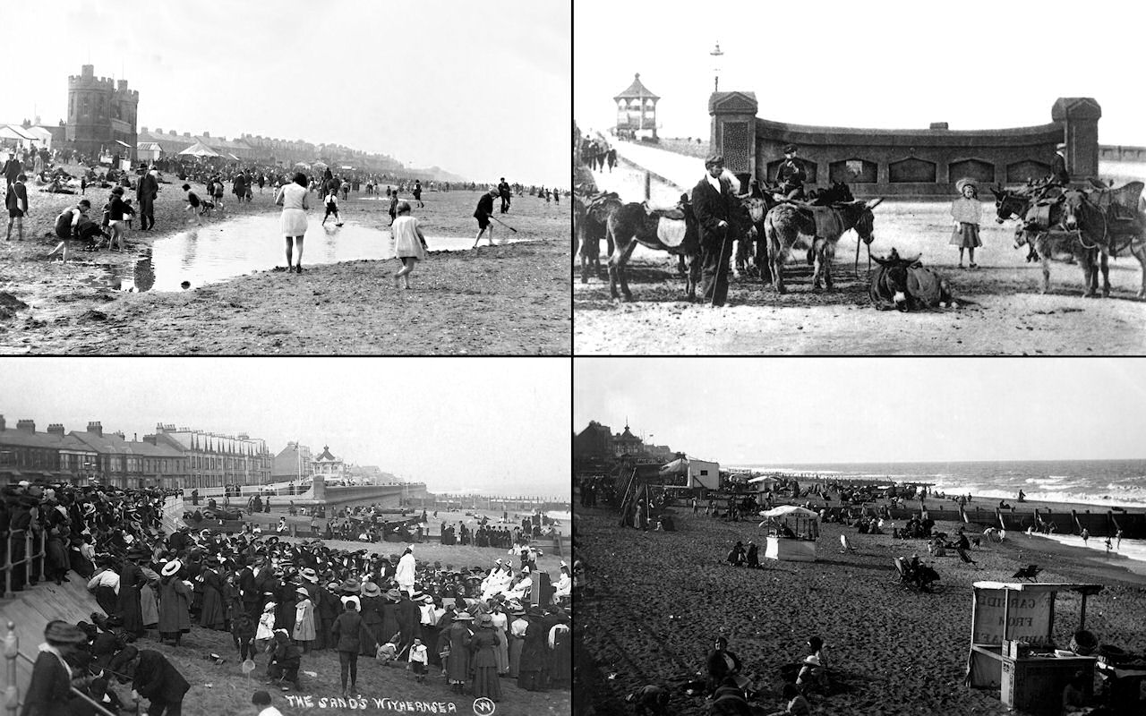 Withernsea Beach composite