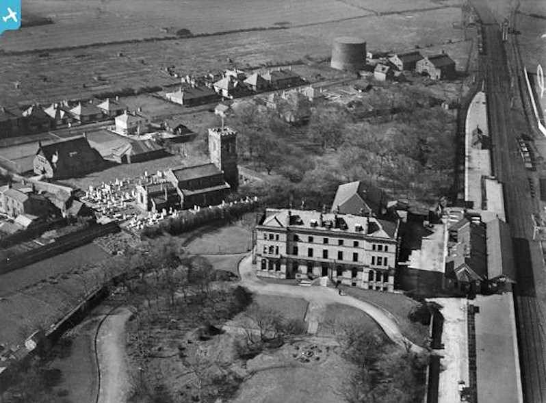 Withernsea Arial Photo 1925