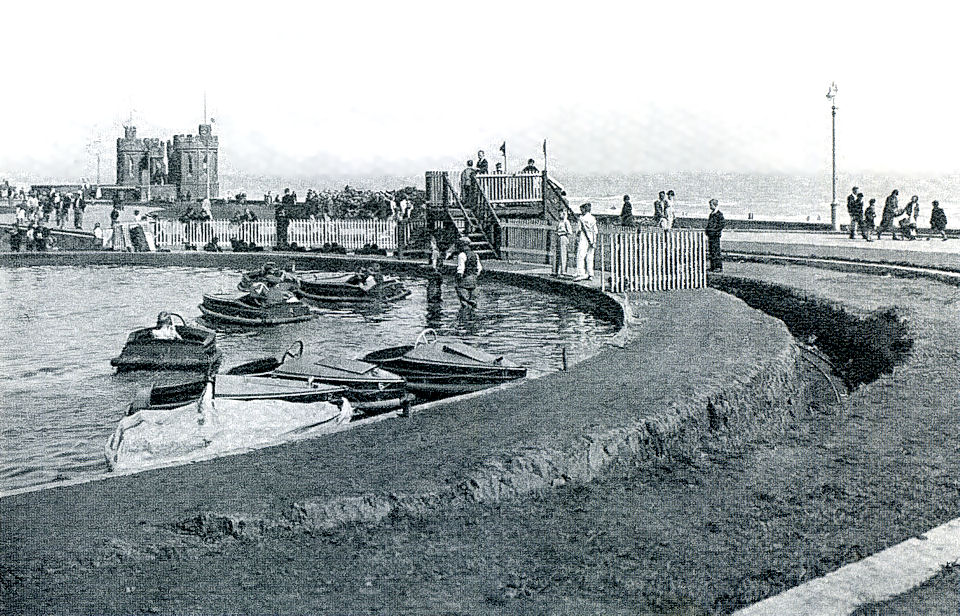 Boating Mere, Withernsea