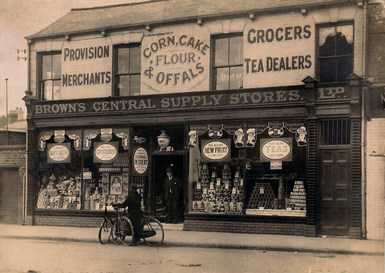 Browns Central Supply Stores Withernsea
