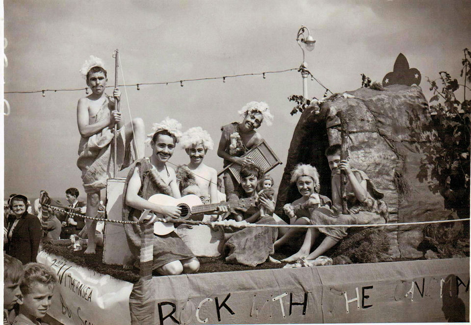 Withernsea Carnival 1958