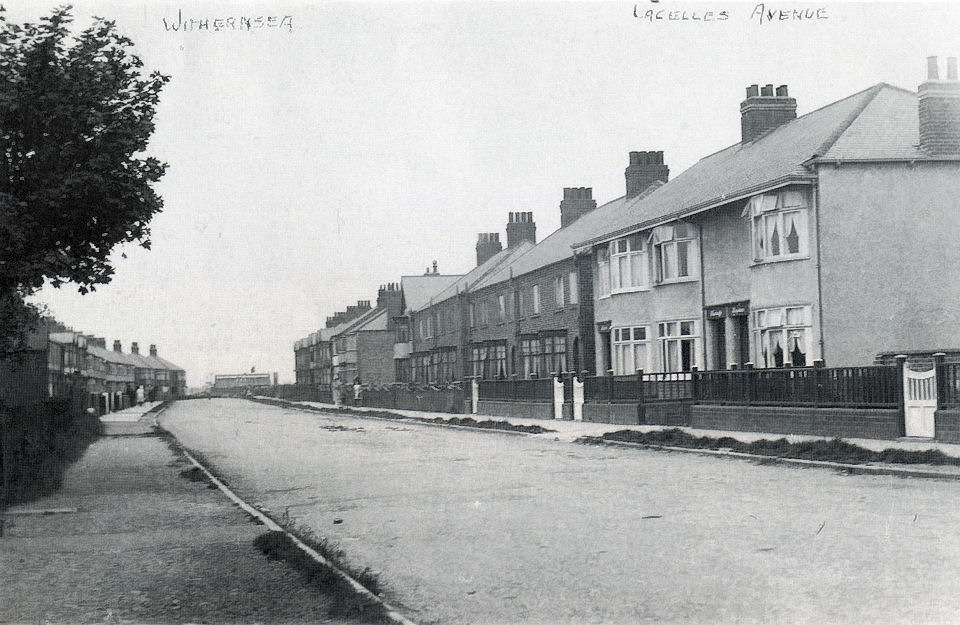 Lacelles Avenue, Withernsea