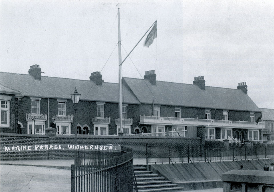 Marine Parade, Withernsea
