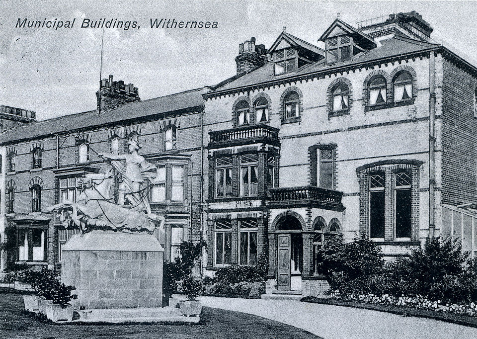 Municipal Buildings Withernsea