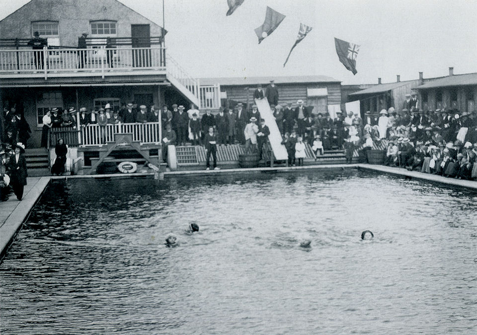 Outdoor Pool, Withernsea