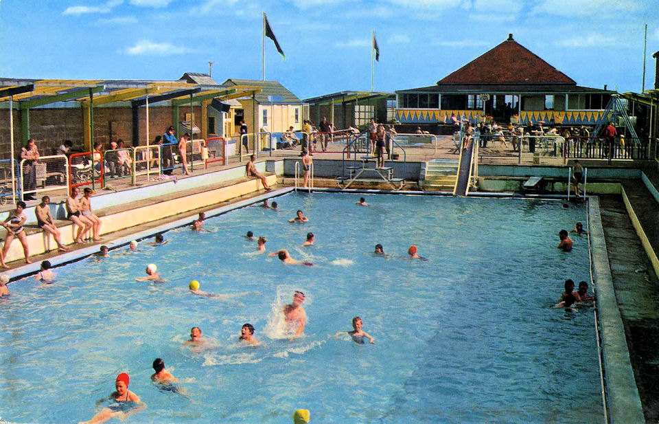 Withernsea Outdoor Pool