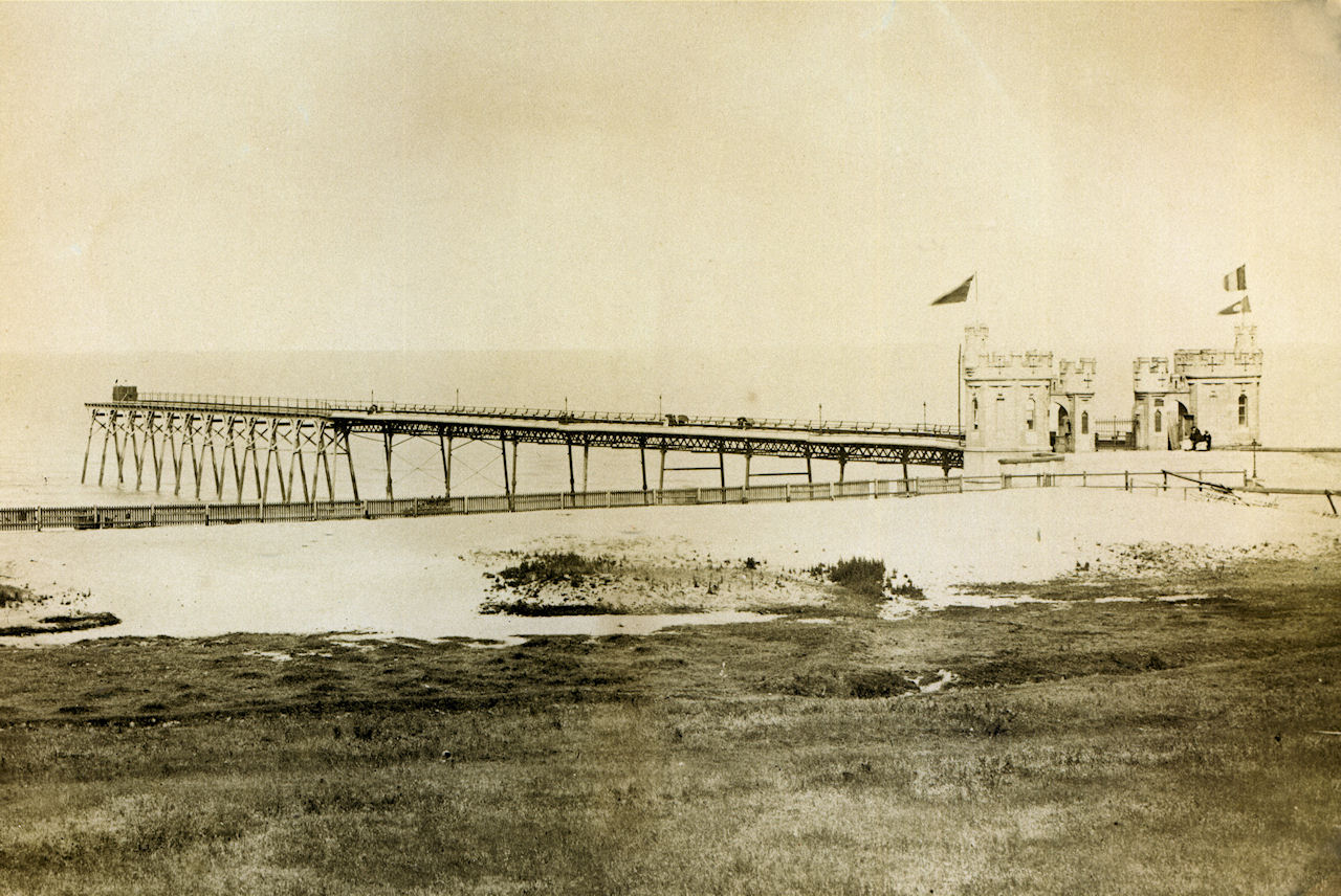 Withernsea Pier 1891