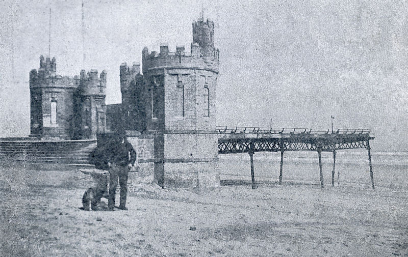 Withernsea Pier 1893