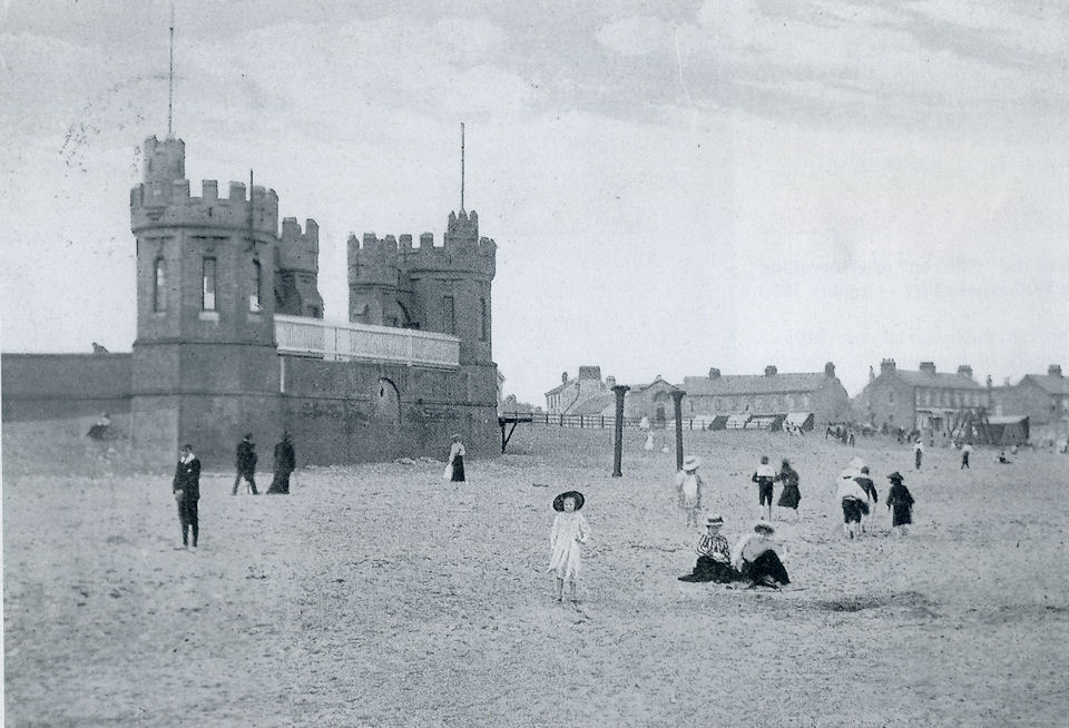 Withernsea Pier 1905