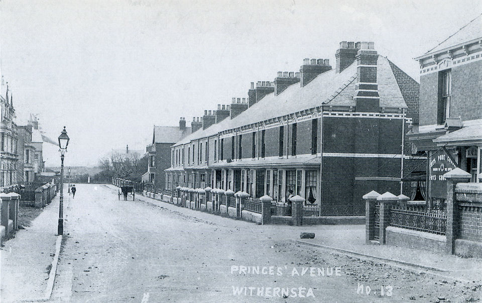 Princes Avenue, Withernsa