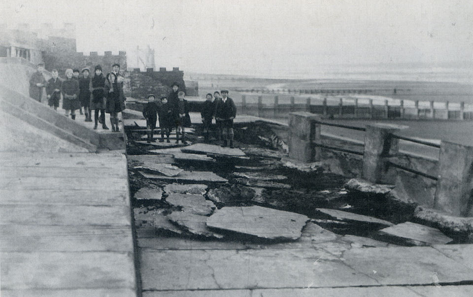 South Promenade Withernsea 1922