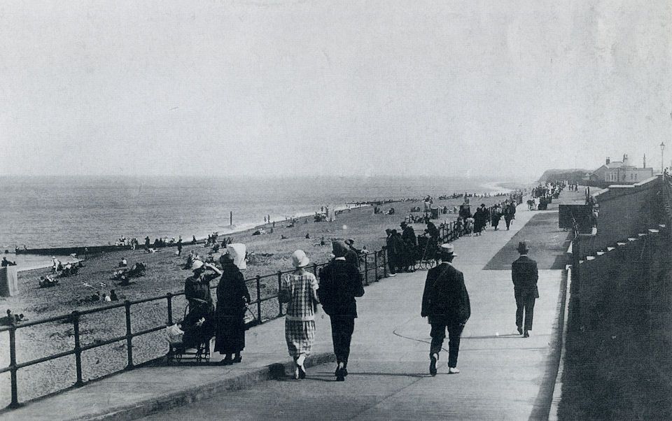 South Promenade Withernsea 1926