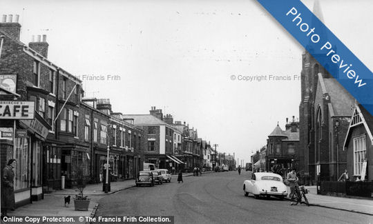 Queen Street, Withernsea