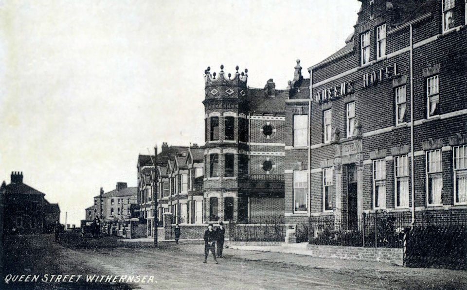 South Queen Street, Withernsea