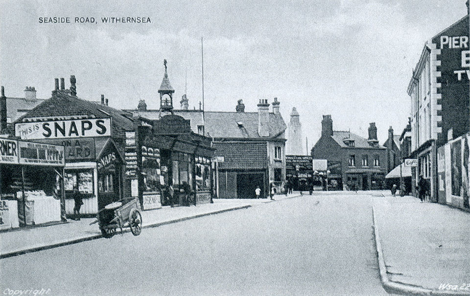 Seaside Road Withernsea