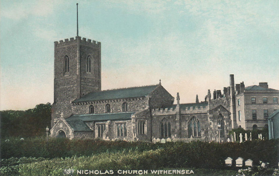 St Nicholas Church Withernsea