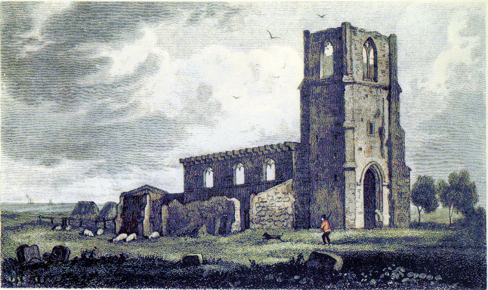 St Nicholas Church Withernsea 1839