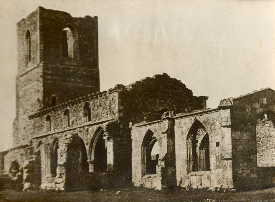 St Nicholas Church Withernsea 1855