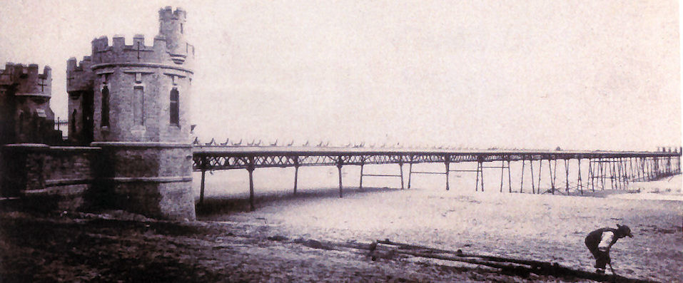 Old Withernsea Pier