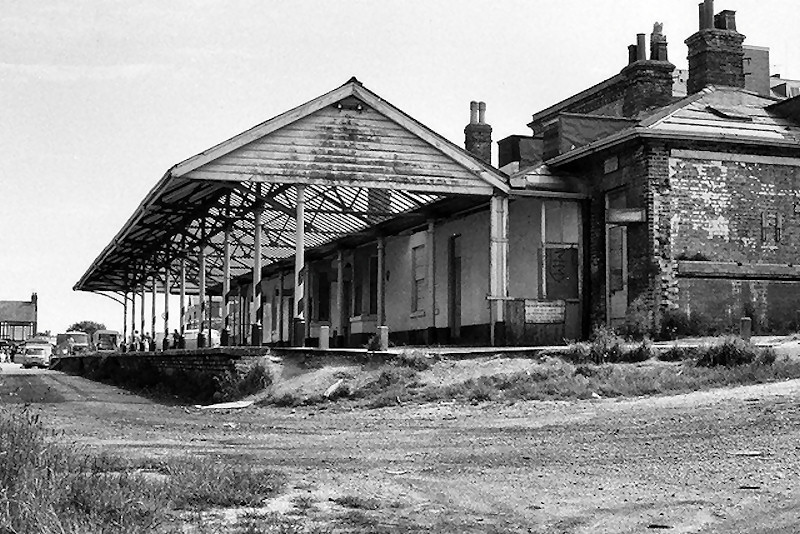 Withernsea Trainstation