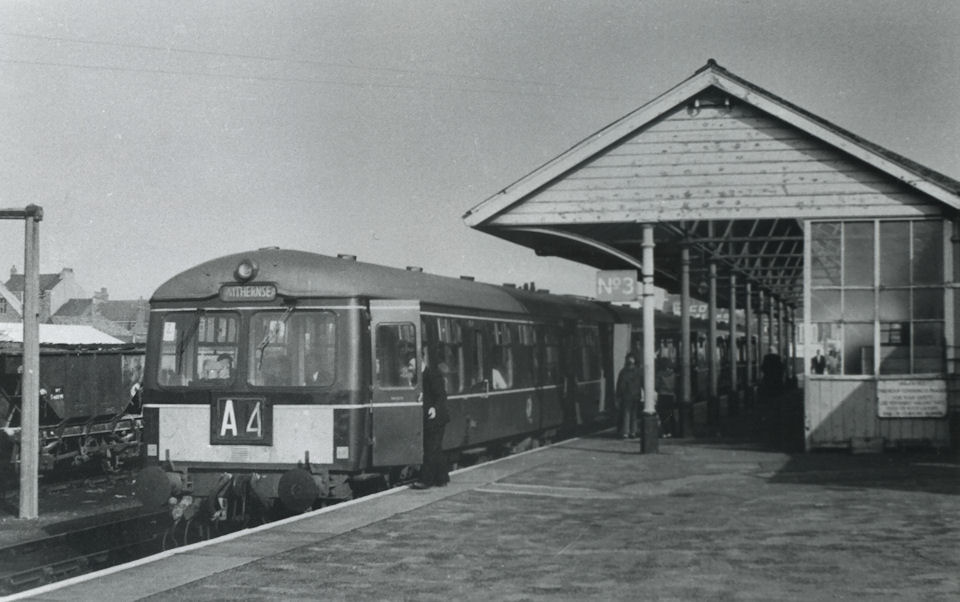 Withernsea Train Station